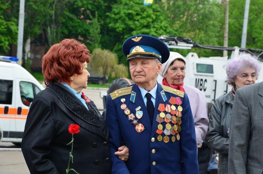 В Мариуполе чествуют ветеранов Второй мировой войны (ФОТОРЕПОРТАЖ), фото-1