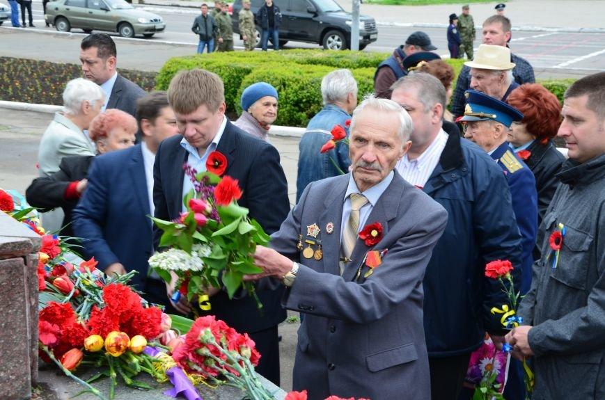 В Мариуполе чествуют ветеранов Второй мировой войны (ФОТОРЕПОРТАЖ), фото-30