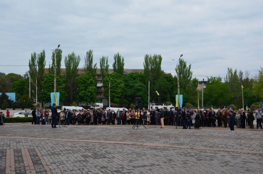 В Мариуполе чествуют ветеранов Второй мировой войны (ФОТОРЕПОРТАЖ), фото-2