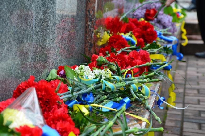 В Мариуполе чествуют ветеранов Второй мировой войны (ФОТОРЕПОРТАЖ), фото-34