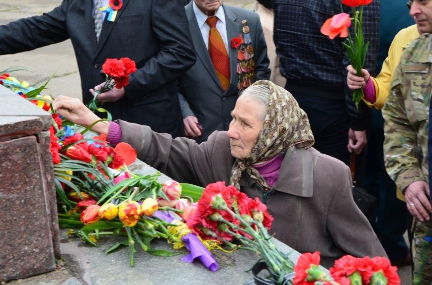 В Мариуполе чествуют ветеранов Второй мировой войны (ФОТОРЕПОРТАЖ), фото-26