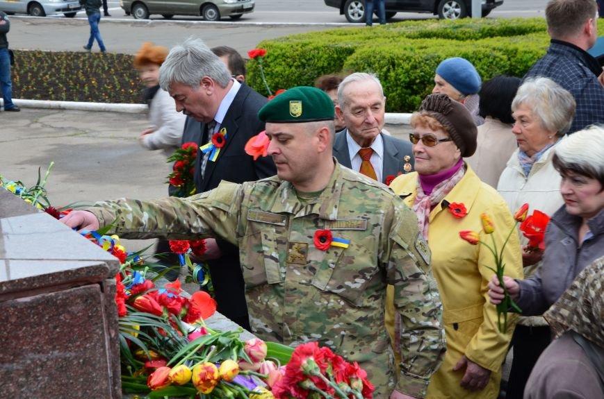 В Мариуполе чествуют ветеранов Второй мировой войны (ФОТОРЕПОРТАЖ), фото-27