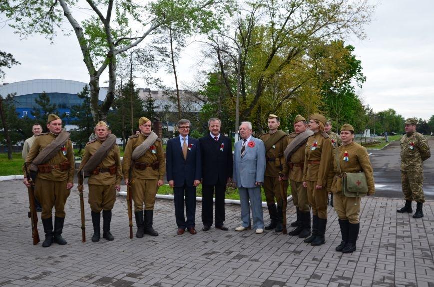 В Мариуполе чествуют ветеранов Второй мировой войны (ФОТОРЕПОРТАЖ), фото-40