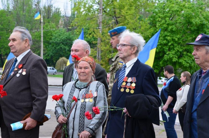 В Мариуполе чествуют ветеранов Второй мировой войны (ФОТОРЕПОРТАЖ), фото-13