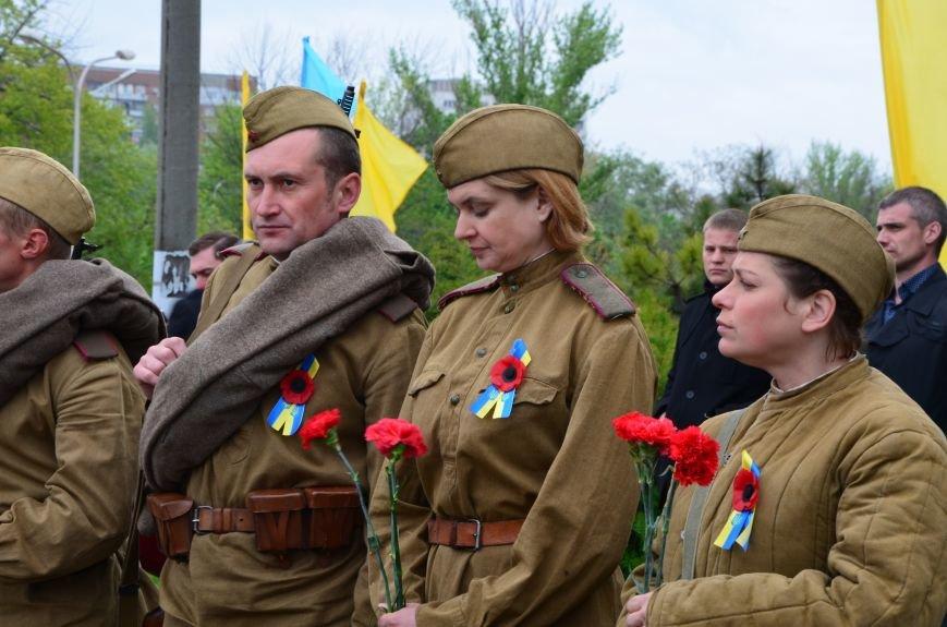 В Мариуполе чествуют ветеранов Второй мировой войны (ФОТОРЕПОРТАЖ), фото-12