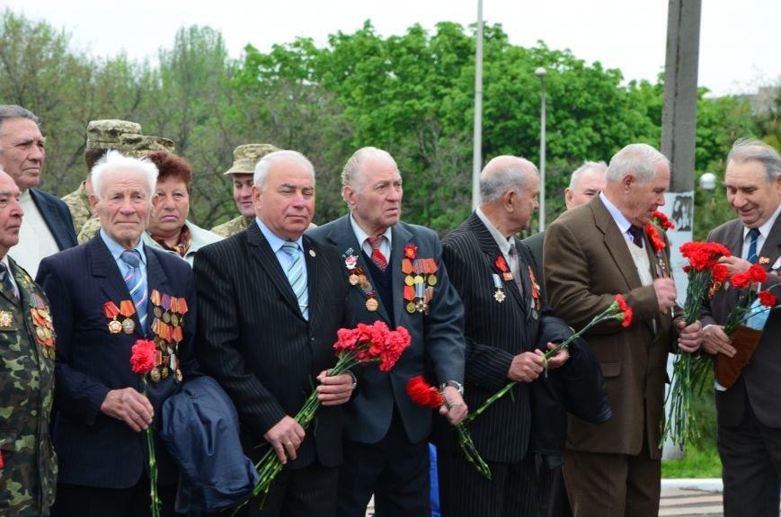 В Мариуполе чествуют ветеранов Второй мировой войны (ФОТОРЕПОРТАЖ), фото-6