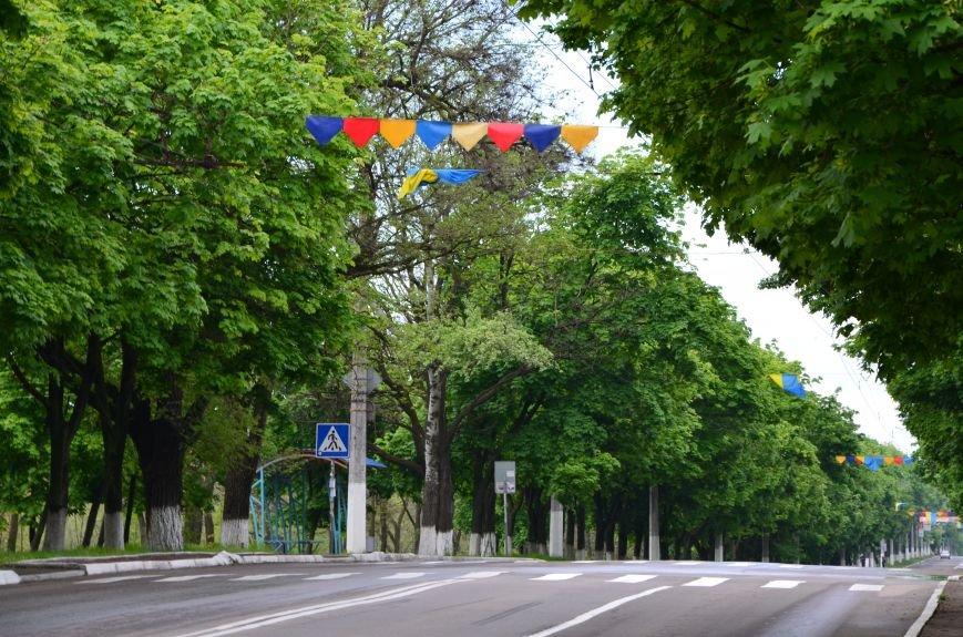 В Мариуполе украинскую символику приводят в порядок (ФОТОФАКТ), фото-4