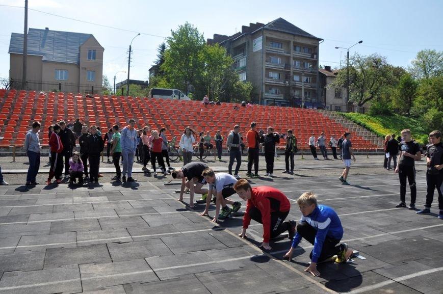 В Івано-Франківську відзначили Світовий легкоатлетичний день (ФОТО), фото-1