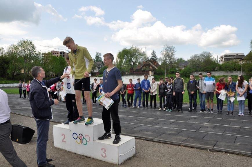 В Івано-Франківську відзначили Світовий легкоатлетичний день (ФОТО), фото-3