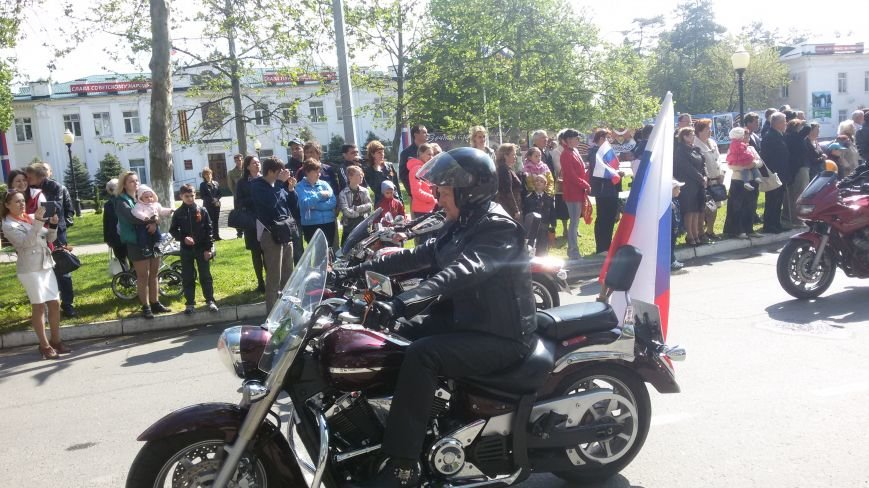 Сегодня в городе состоялся торжественный парад, посвященный юбилею Победы, фото-5
