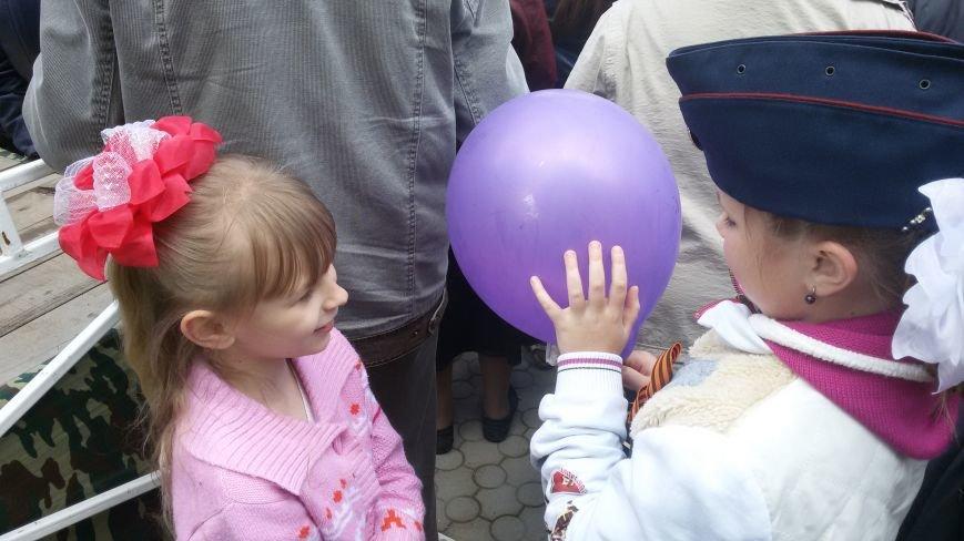 Сегодня в городе состоялся торжественный парад, посвященный юбилею Победы, фото-4