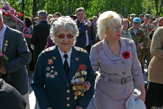 Николаевских ветеранов поздравили с Днем Победы: ярко и с размахом (ФОТО+ВИДЕО) (фото) - фото 41