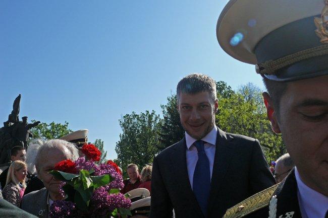 Николаевских ветеранов поздравили с Днем Победы: ярко и с размахом (ФОТО+ВИДЕО) (фото) - фото 24