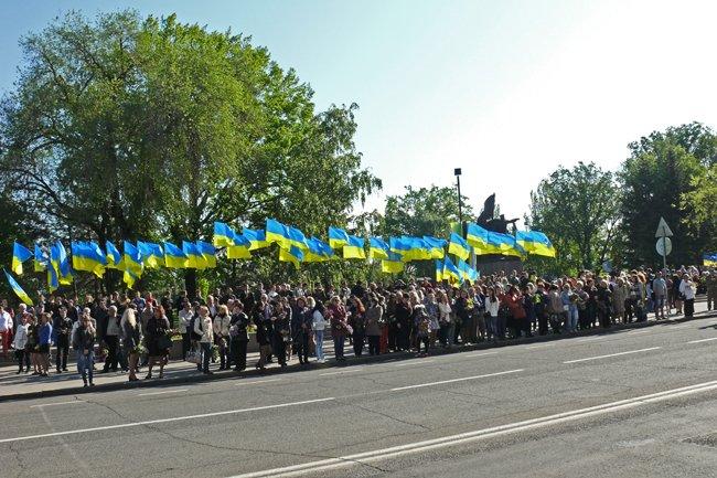 Николаевских ветеранов поздравили с Днем Победы: ярко и с размахом (ФОТО+ВИДЕО) (фото) - фото 6
