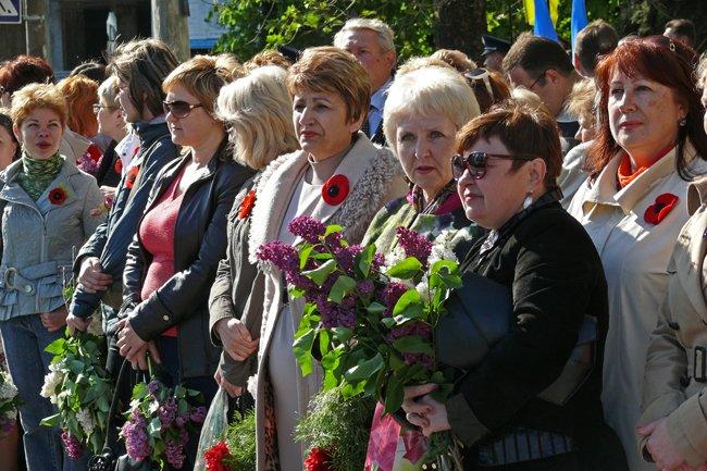 Николаевских ветеранов поздравили с Днем Победы: ярко и с размахом (ФОТО+ВИДЕО) (фото) - фото 17