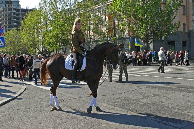 Николаевских ветеранов поздравили с Днем Победы: ярко и с размахом (ФОТО+ВИДЕО) (фото) - фото 5