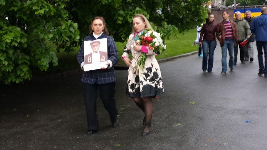 День Победы в Днепропетровске: мало ветеранов, много милиции, молодежи и детей (ФОТО) (фото) - фото 2