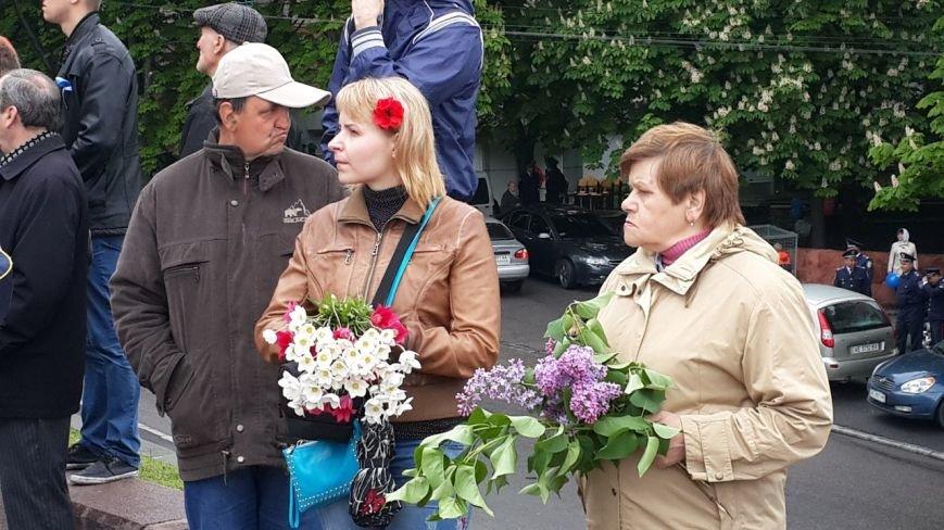 День Победы в Днепропетровске: мало ветеранов, много милиции, молодежи и детей (ФОТО) (фото) - фото 3