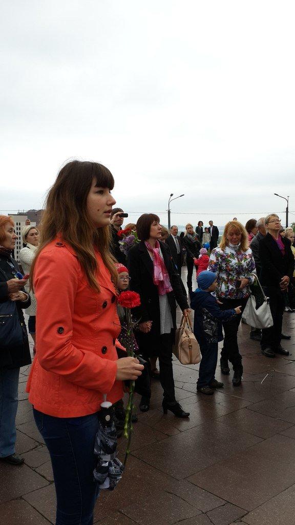 День Победы в Днепропетровске: мало ветеранов, много милиции, молодежи и детей (ФОТО) (фото) - фото 11