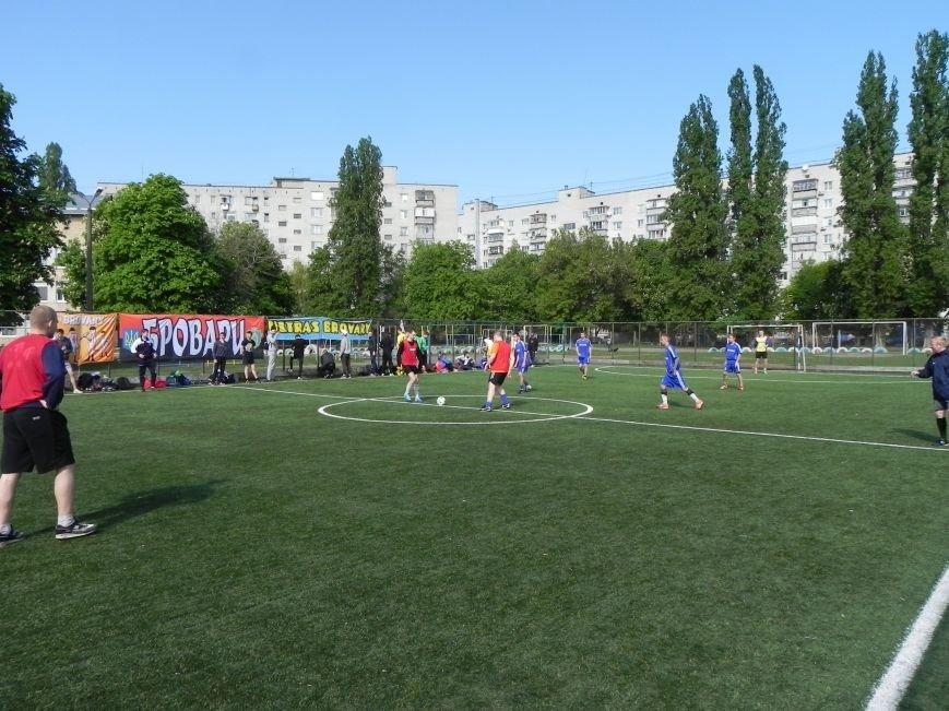 Благодійний футбольний турнір у Броварах (фото) - фото 6