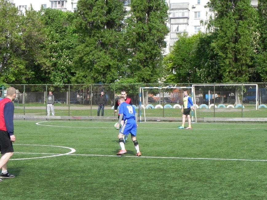 Благодійний футбольний турнір у Броварах (фото) - фото 1