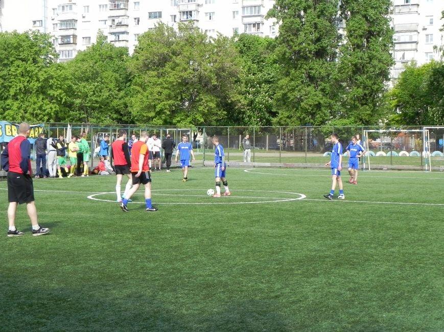 Благодійний футбольний турнір у Броварах (фото) - фото 3