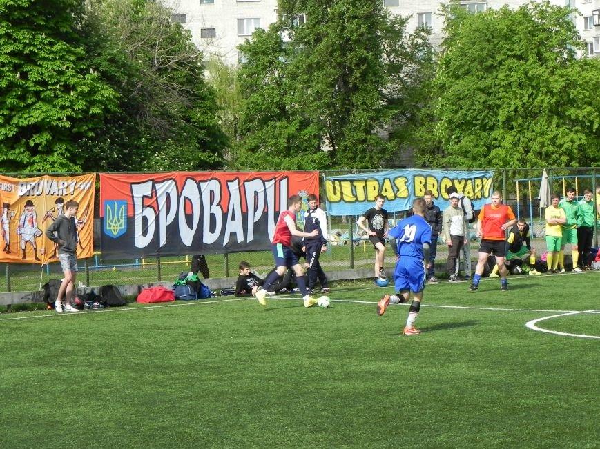 Благодійний футбольний турнір у Броварах (фото) - фото 2