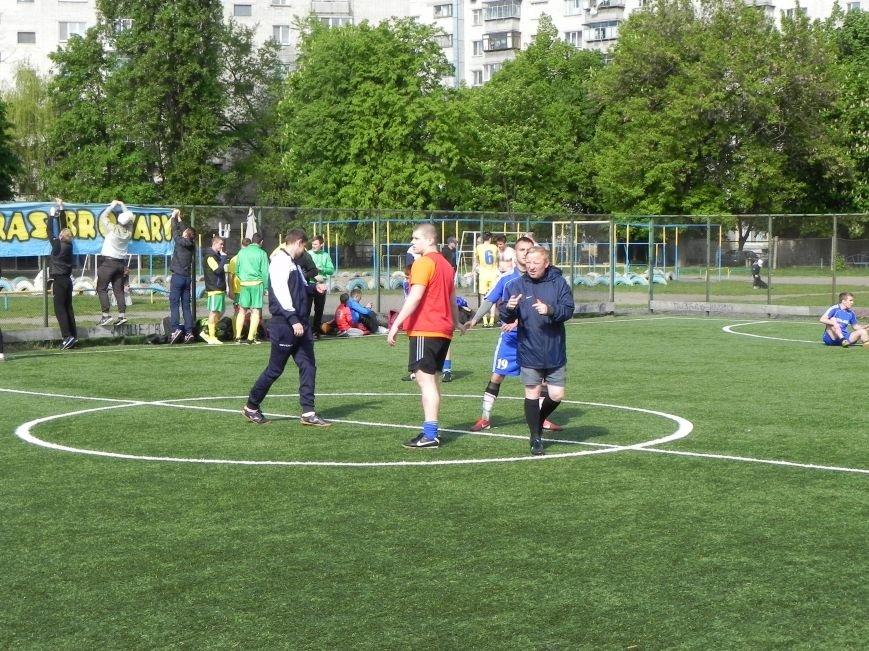 Благодійний футбольний турнір у Броварах (фото) - фото 7