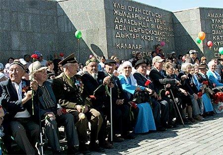 Усть-Каменогорцы почтили память павших в Великой Отечественной войне, фото-1