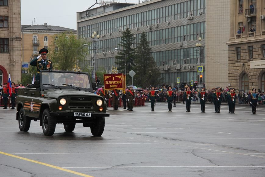 В Волгограде прошел Парад Победы, фото-4