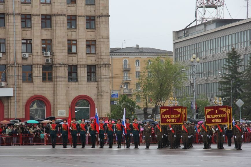 В Волгограде прошел Парад Победы, фото-2