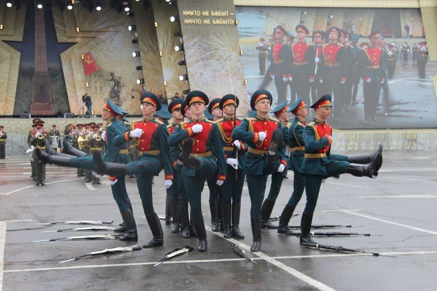 В Волгограде прошел Парад Победы, фото-12