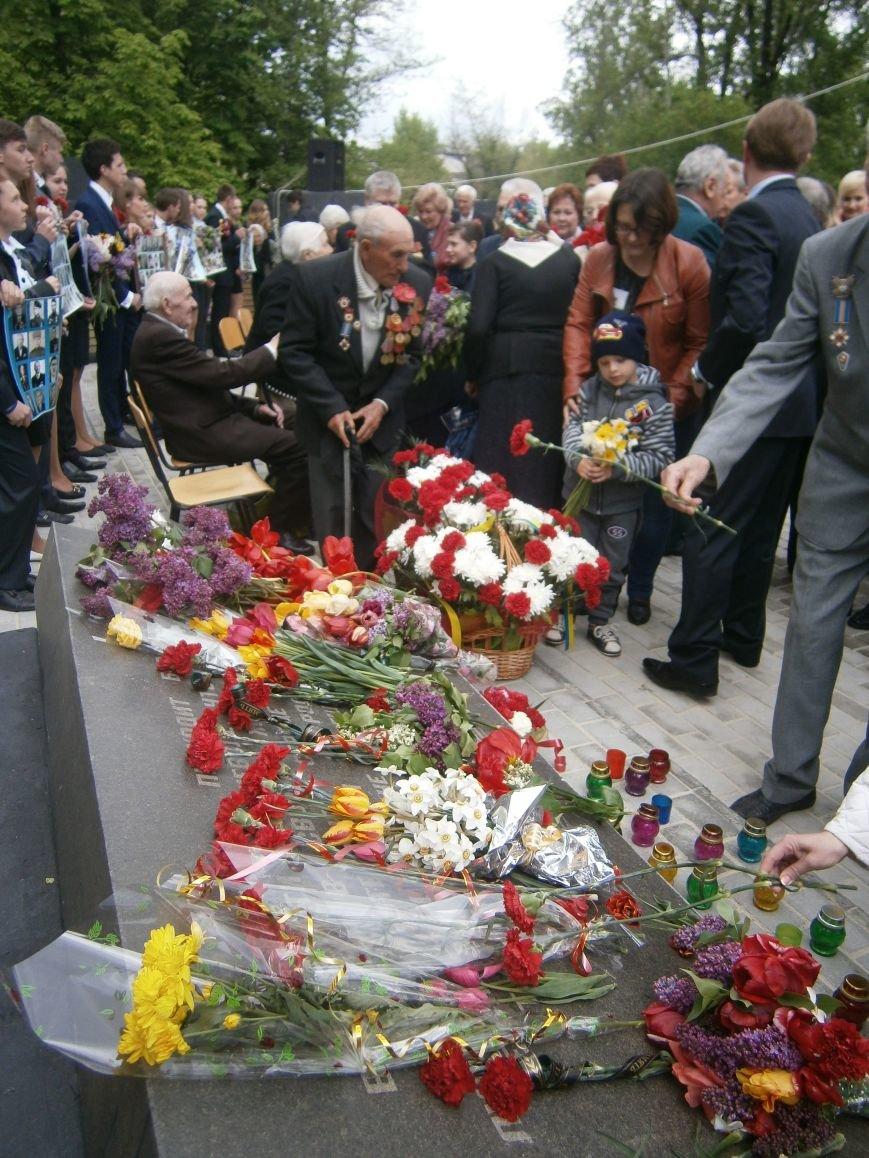 В Димитрове 70-летие Победы отпраздновали митингом, полевой кухней и концертом (ОБНОВЛЕНО) (фото) - фото 84