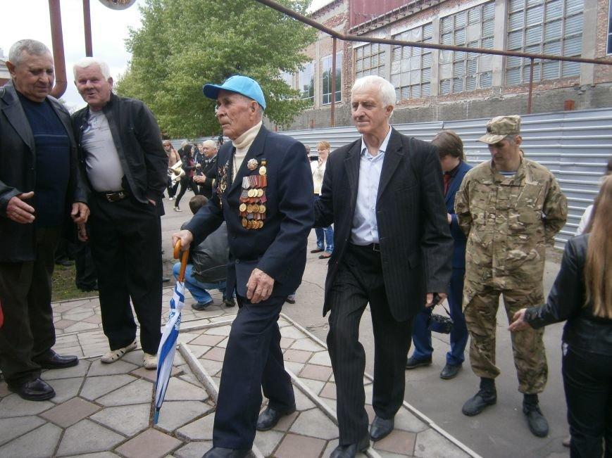 В Димитрове 70-летие Победы отпраздновали митингом, полевой кухней и концертом (ОБНОВЛЕНО) (фото) - фото 103