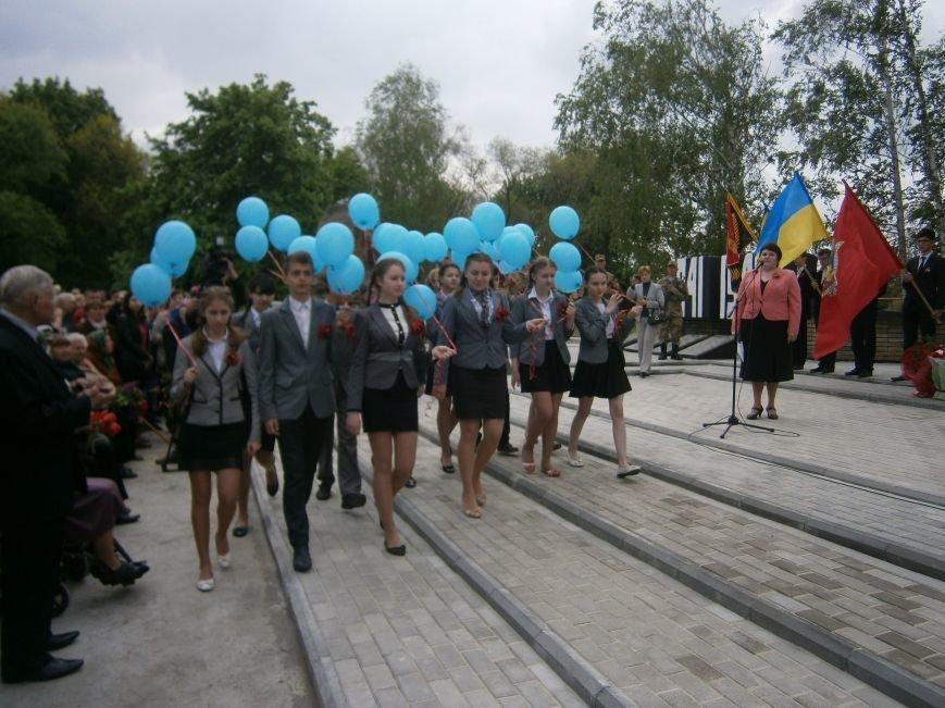 В Димитрове 70-летие Победы отпраздновали митингом, полевой кухней и концертом (ОБНОВЛЕНО) (фото) - фото 77