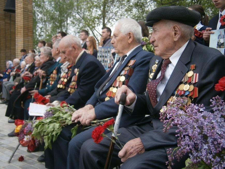 В Димитрове 70-летие Победы отпраздновали митингом, полевой кухней и концертом (ОБНОВЛЕНО) (фото) - фото 66