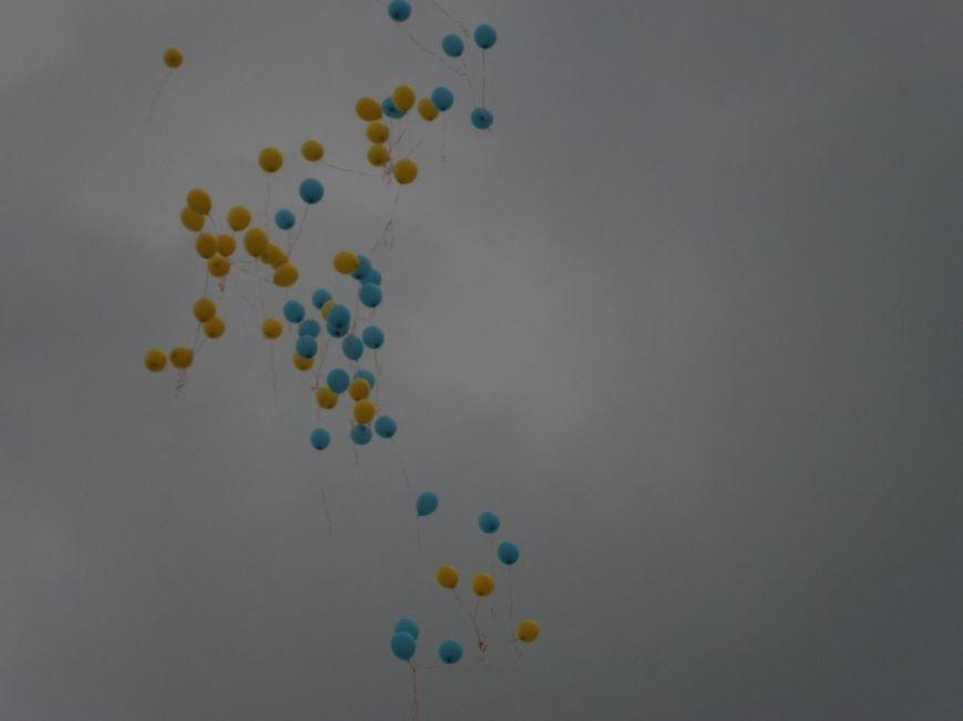 В Димитрове 70-летие Победы отпраздновали митингом, полевой кухней и концертом (ОБНОВЛЕНО) (фото) - фото 81