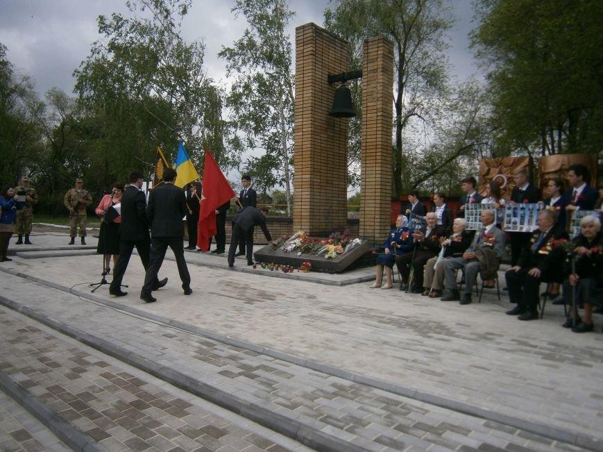В Димитрове 70-летие Победы отпраздновали митингом, полевой кухней и концертом (ОБНОВЛЕНО) (фото) - фото 43