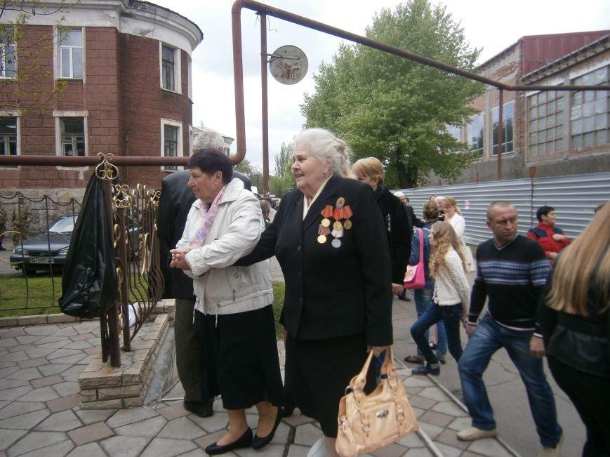 В Димитрове 70-летие Победы отпраздновали митингом, полевой кухней и концертом (ОБНОВЛЕНО) (фото) - фото 102