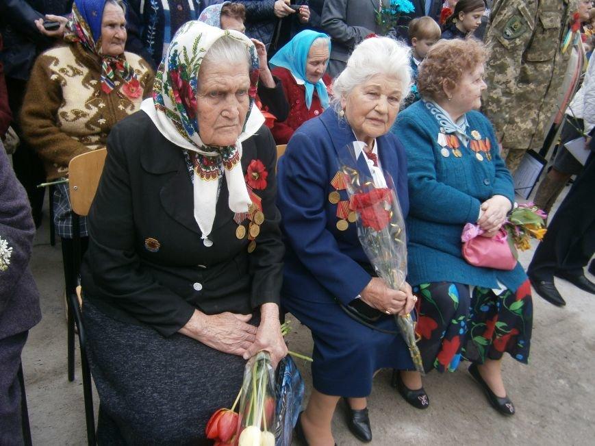 В Димитрове 70-летие Победы отпраздновали митингом, полевой кухней и концертом (ОБНОВЛЕНО) (фото) - фото 45