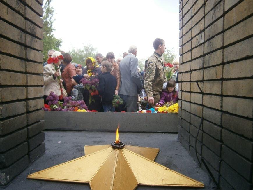 В Димитрове 70-летие Победы отпраздновали митингом, полевой кухней и концертом (ОБНОВЛЕНО) (фото) - фото 86