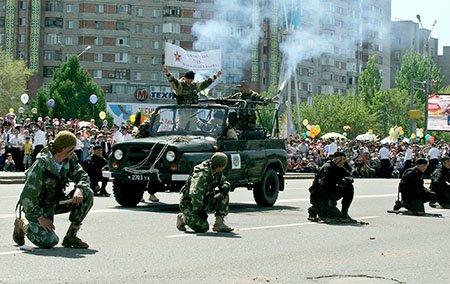 Праздничный концерт на площади Республики, фото-6