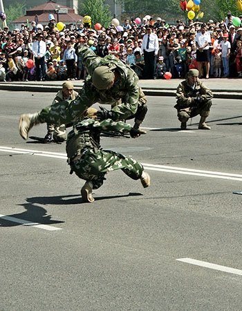 Праздничный концерт на площади Республики, фото-5