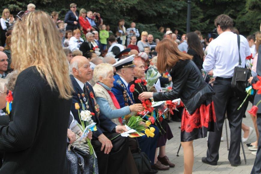 70 лет Великой Победы в Артемовске, фото-8