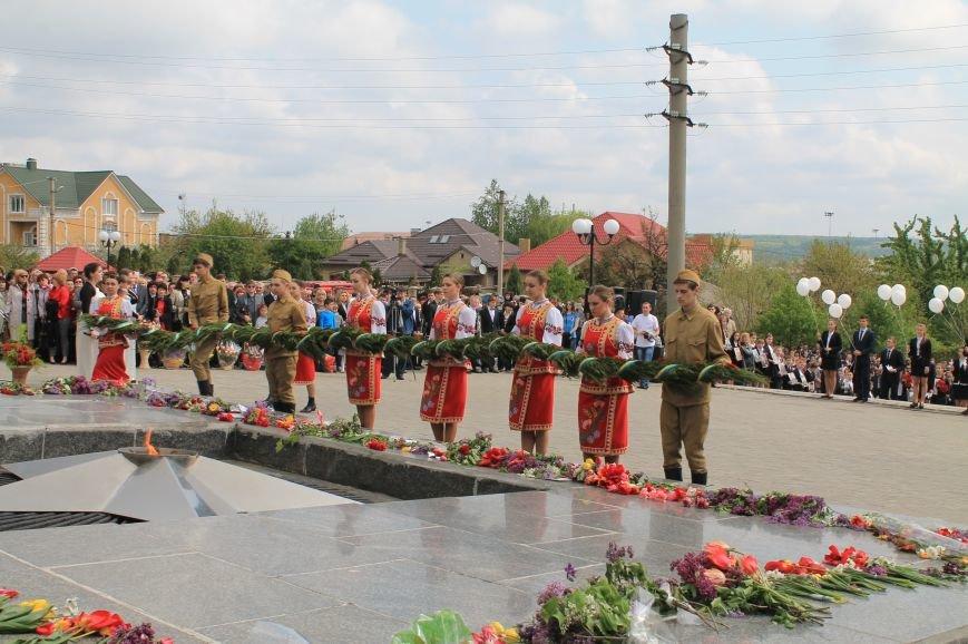 70 лет Великой Победы в Артемовске, фото-11