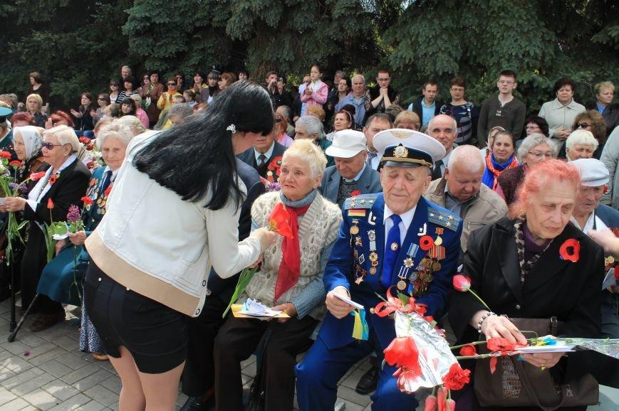 70 лет Великой Победы в Артемовске, фото-7