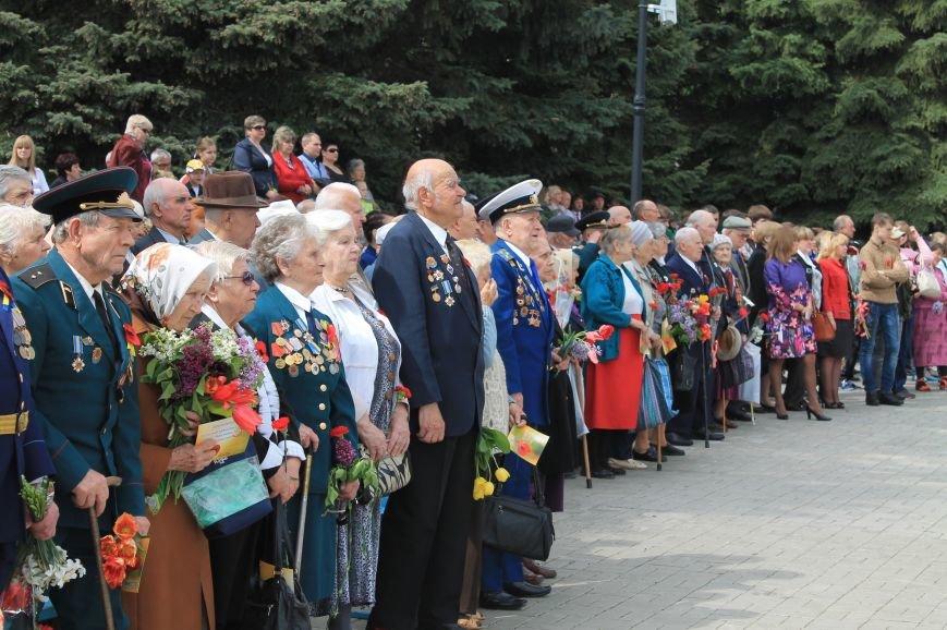 70 лет Великой Победы в Артемовске, фото-17