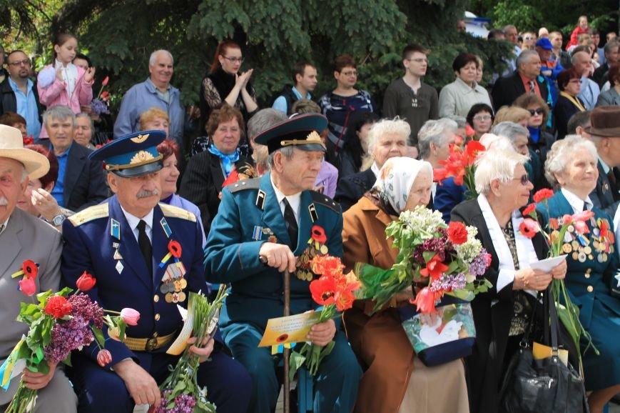 70 лет Великой Победы в Артемовске, фото-9