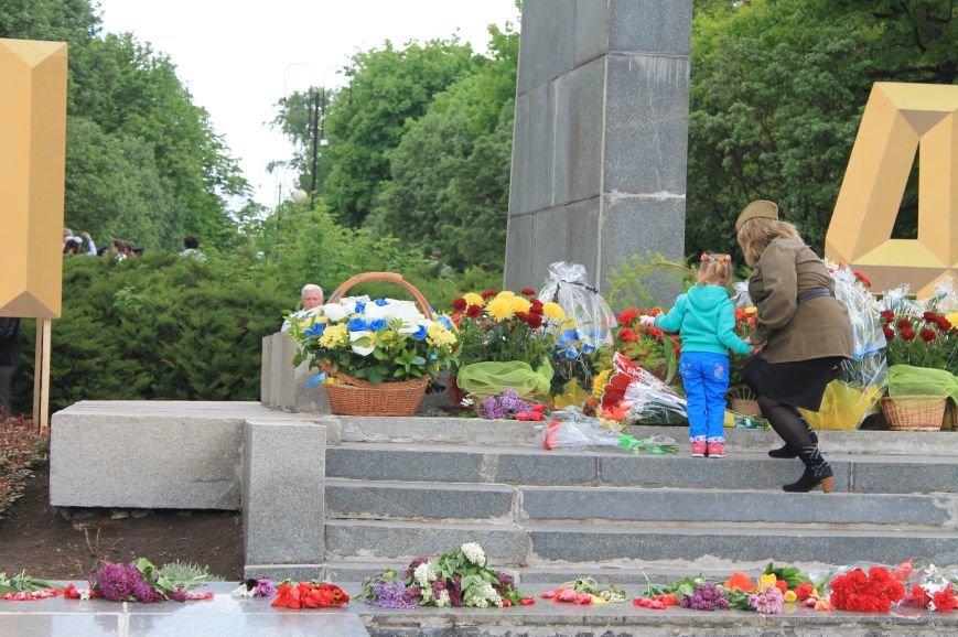 70 лет Великой Победы в Артемовске, фото-16