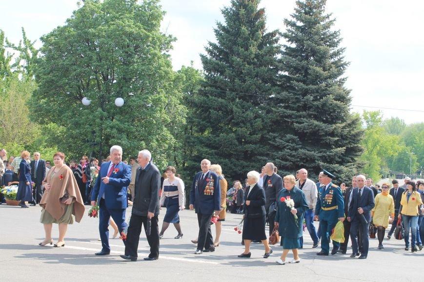 70 лет Великой Победы в Артемовске, фото-4
